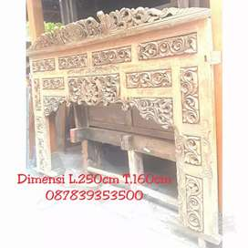 Hiasan dinding full  antik