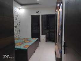 3 BHK Semi furnished flat is available for rent in Sunny enclave