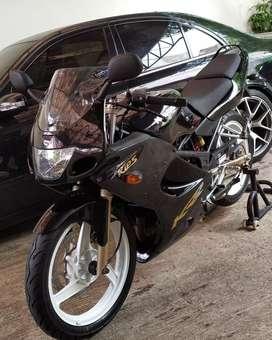 Kawasaki Ninja KRR ZX 150 CBU Black Original 2005 Gress