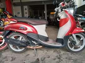 Yamaha fino 2012 karbu