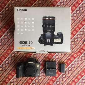 Canon 5D Mark III (BO)
