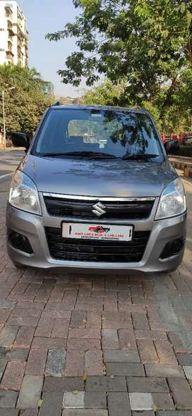Maruti Suzuki Wagon R lxi green  2016 CNG & Hybrids Good Condition