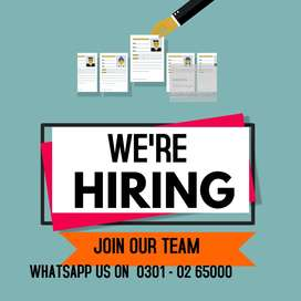 We are in need of passionate student for face book marketing job PAK