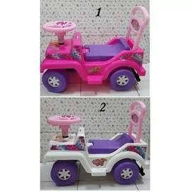 Mobil tunggang jeep princess cantik