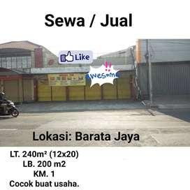 Rumah Barata Jaya Surabaya