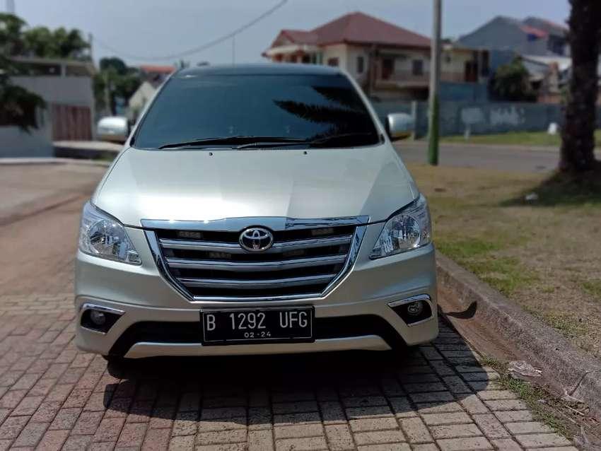 Innova G AT Diesel 2009 Up 2014 Luxury Bajoong 0