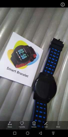 Smart mobile Bluetooth watch (all features)
