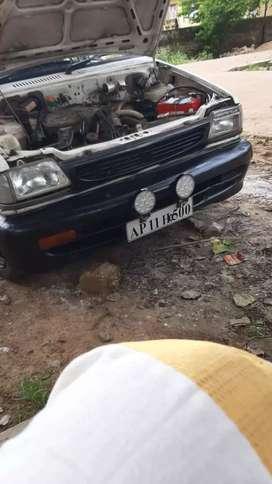 Nice car  cool ac stering panal repar