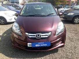 Honda Amaze 2013-2016 S i-Dtech, 2013, Diesel
