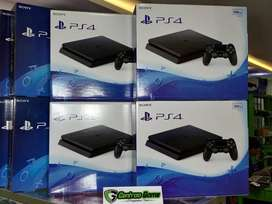 Playstation4 Slim FW 5.05 500GB Bebas Request Game + PES2020 Patch
