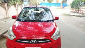 Hyundai I10 Asta 1.2 Automatic Kappa2 with Sunroof, 2011, Petrol