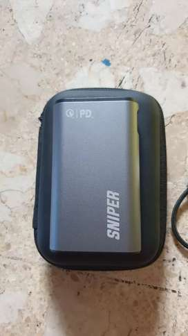 Powerbank Sniper Powershoot PD 10000mAh