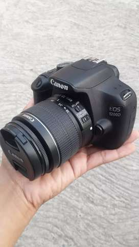 Canon 1200d kit 18-55mm is 2