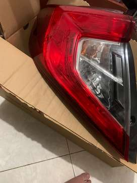 Stoplamp civic turbo sedan 2017