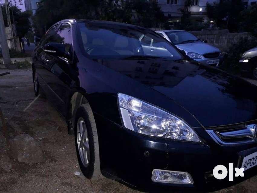 2007 Honda Accord petrol 87000 Kms 0