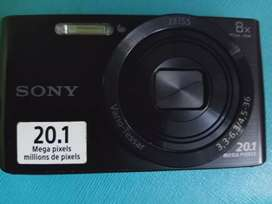 Sony cybershot digital camera - W830,8xOptical Zoom plus
