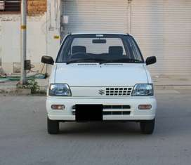 Suzuki Mehran VXR  (get on easy installment)