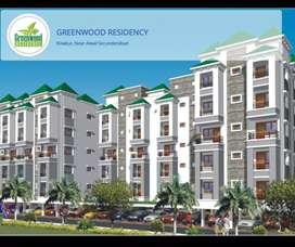 Luxuries  2 bhk falt, green wood residency