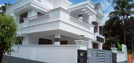 Tripunithura near mini bypass 5.7 cent land with 2700 sq ft posh villa