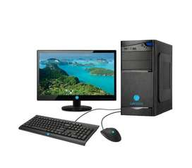 New i3 Computerand Pc Only Rs10900 1yr warranty 5%off