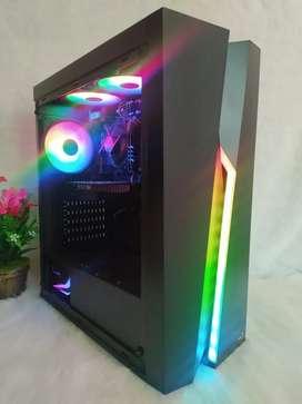 Gaming PC i5 9400F GTX1050Ti 4GB 240GB SSD 8GB DDR4 PES2021 Render GTA
