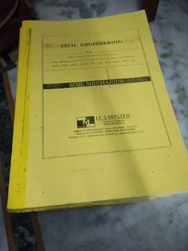 Gate and ESE civil engg postal coaching books