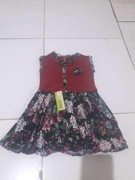 Pakaian baju anak perempuan