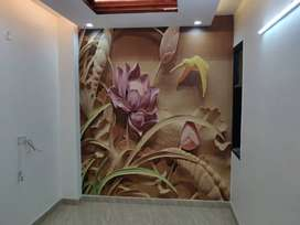 3 bhk first floor newly builder floor in uttam nagar