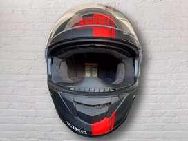 Helm Shoei GT Air Racing Biker