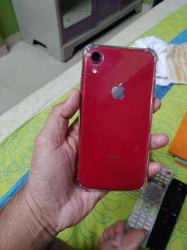 Iphone XR 64gb red color