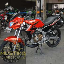 Ninja R 2014, Pajak Baru sdh cetak 5th Istimewa Zaky Mustika