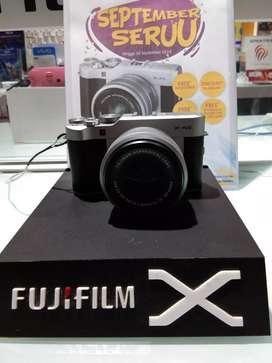 Ready stock Kamera Fujifilm X-A5 cicilan tanpa kartu kredit bisa yuk