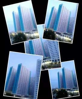 (Sewa Bulanan) Unit 2 BR Green Pramuka City Unfurnished/Full Furnished