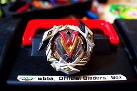 Black Winning Valkyrie Beyblade Burst Turbo