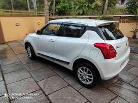 Maruti Suzuki Swift ZXi, 2019, Petrol