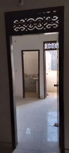2 bed with attached bath wide hall with kitchen azizabad yasinabad