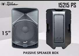 Speaker pasif 15inch blackspider original 1set 2 unit