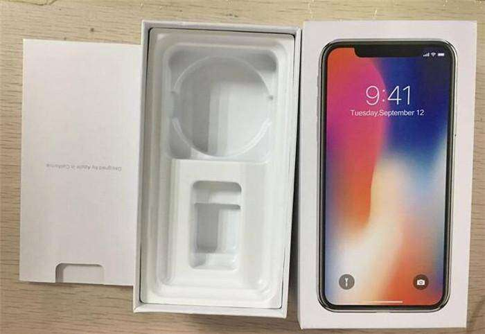 Iphone X Box original 0