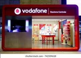 (Vodafone HR) Direct Hiring For Customer Care Ex/Back Office Post**