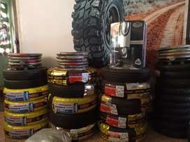 Imported tyre pondy
