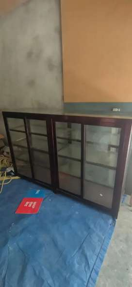 Glass Cupboard for shops
