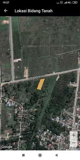 Tanah Di Jual di Jl. Lingkar Utara/Karang Anyar 1