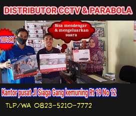 PAKET PROMO CCTV TERMURAH FULL HD BISA PANTAU DIHP