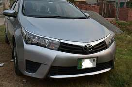 Toyota corolla GLI 2015 Bumper to bumper genuine. 54000 mileage only