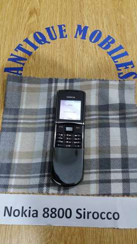 Vintage Nokia 8800 PTA approved for Antique Lovers