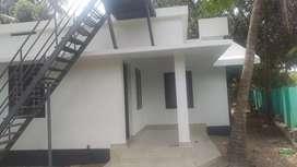House for rent (priority to family)Desom,ALUVA