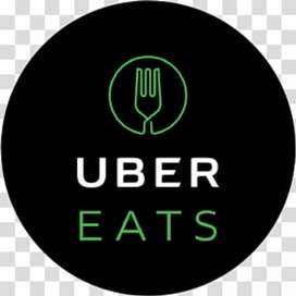 Hire Delivery Partner (Uber Eats)
