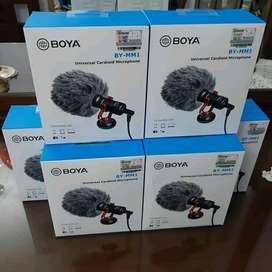 Professional mic for mobile or camera