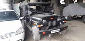 Mahindra Thar modified in Rohtak