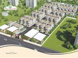 HMDA Gated Layout Open Plot Residential  Villas